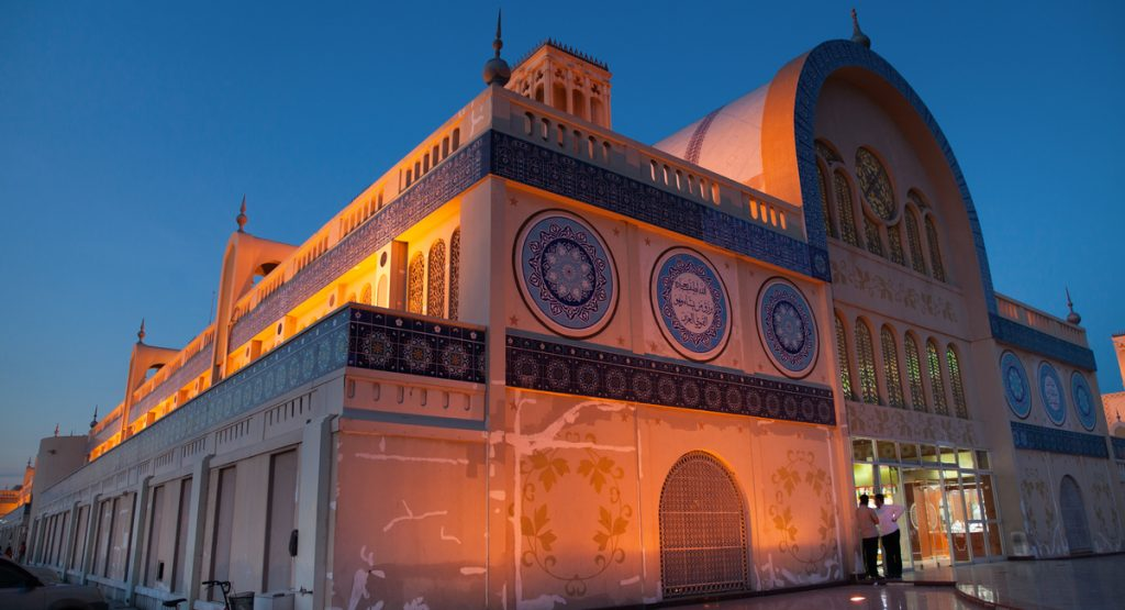 Central Market - Places to Visit in Sharjah