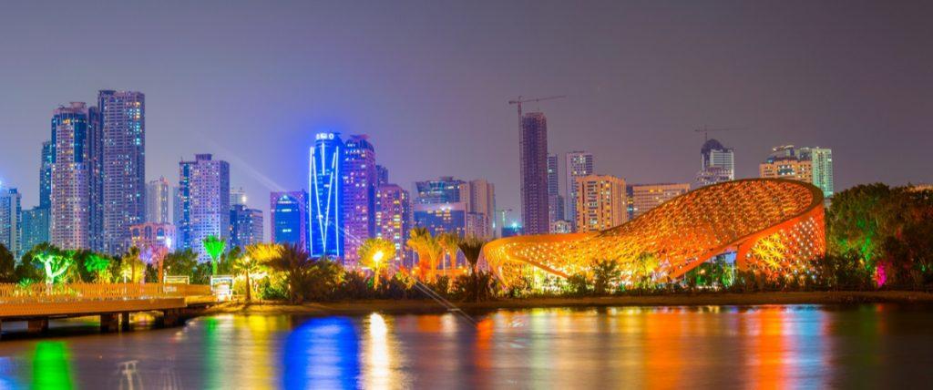 Al Noor Island - Places to Visit in Sharjah