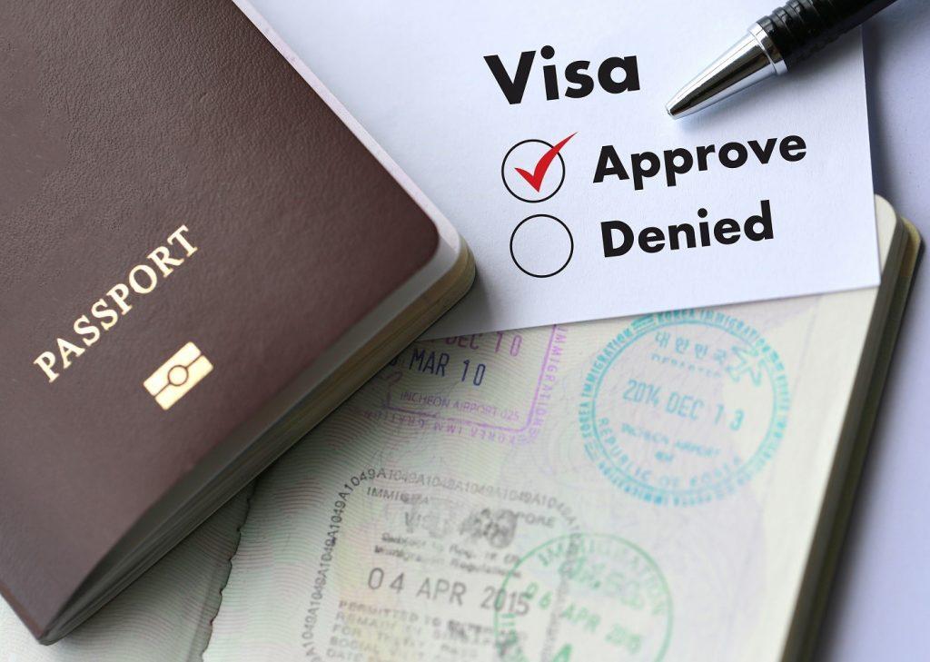 UAE Visa change guide