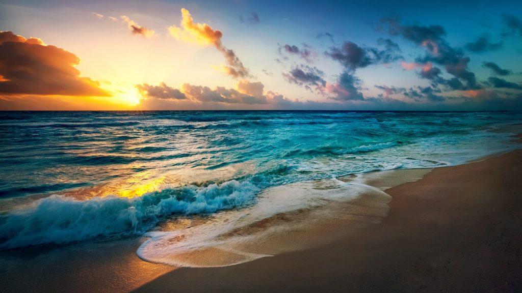 UAE beach visit
